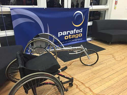 Paralympics New Zealand Spirit of Gold  April 2016