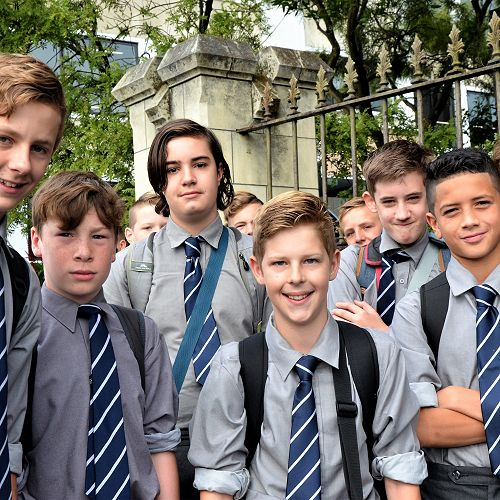 We welcome our 2019 Year 9 students