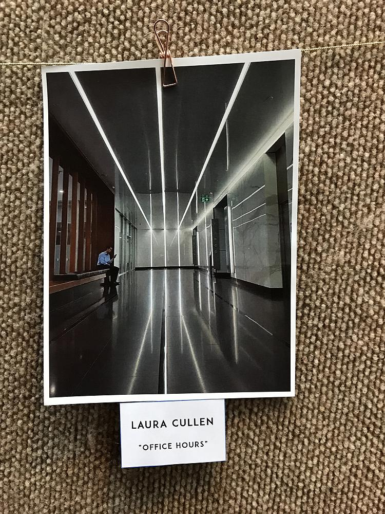 """""""Office hours"""" by Laura Cullen"""
