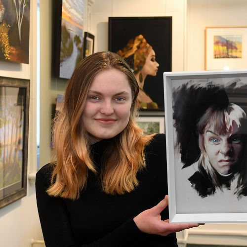 Hope and Sons Art Awards