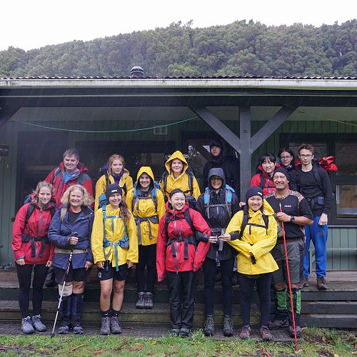 International Tramp to Stewart Island