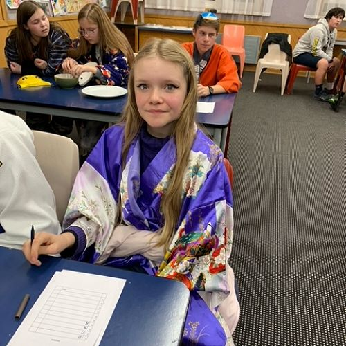 Japanese Language and Culture Activities