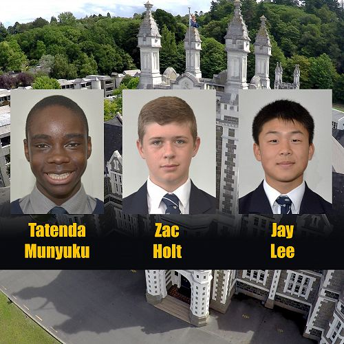 2016 Term 3 Students of the Term