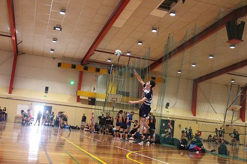 South Island Secondary Schools Volleyball Champion