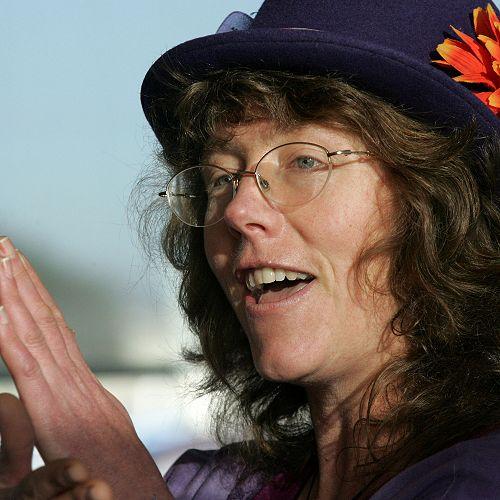 Storyteller Kaitrin McMullan