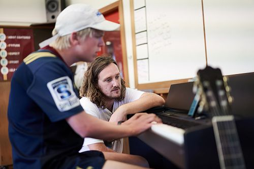 NZMusic Workshop