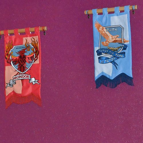 OBHS House Banners