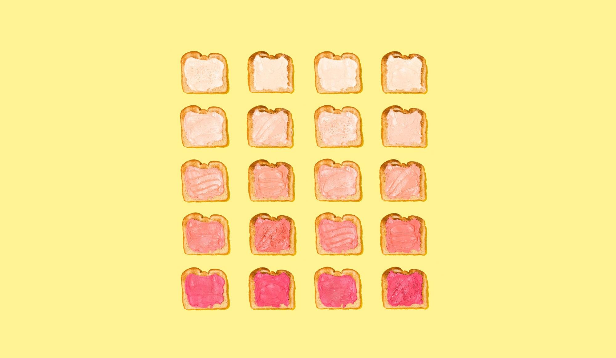 Toast x 20