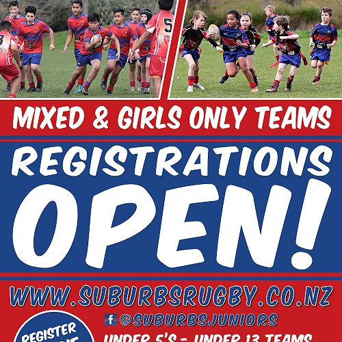 Suburbs Junior Rugby