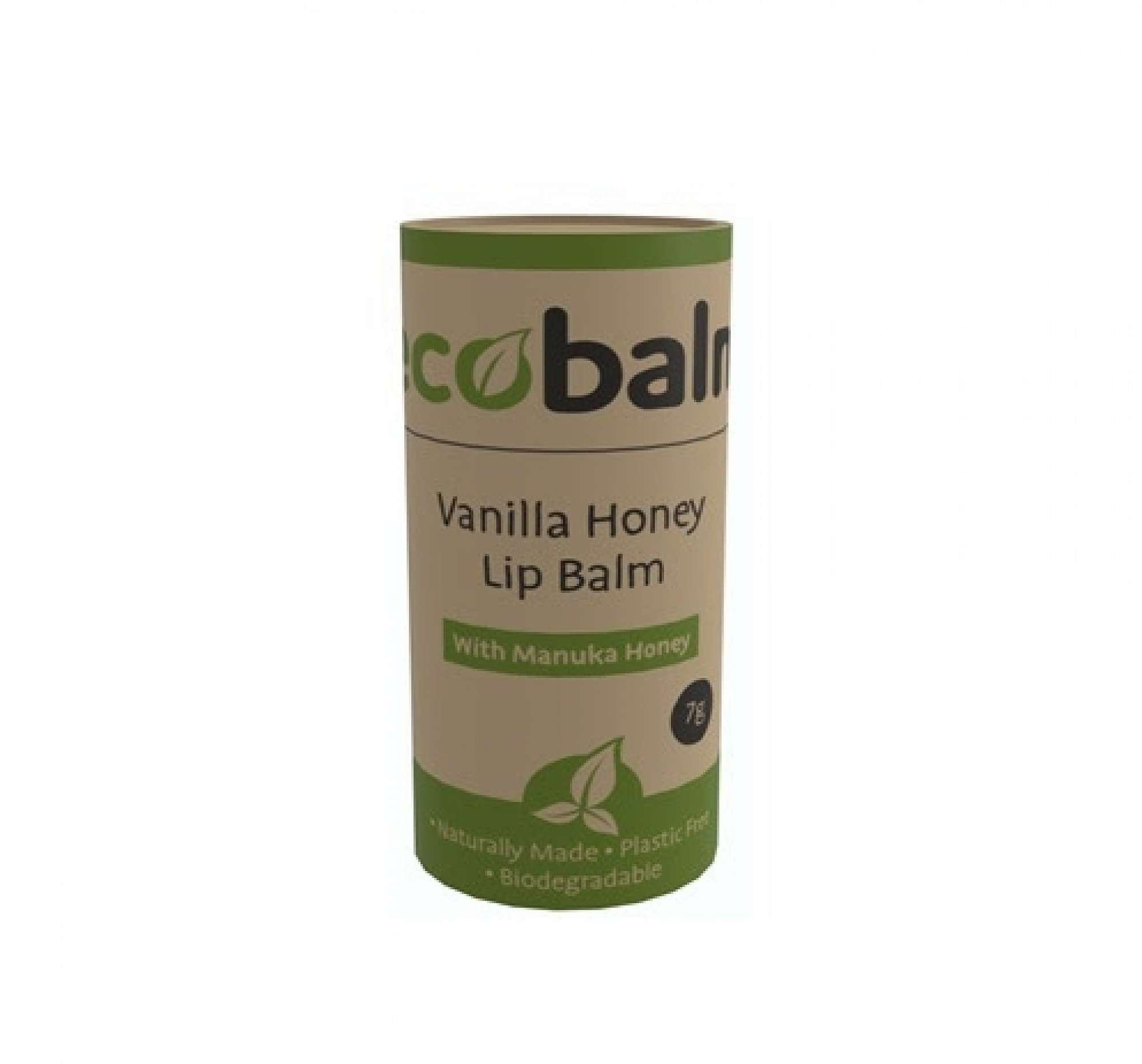 EcobalmVanilla Honey Lip Balm