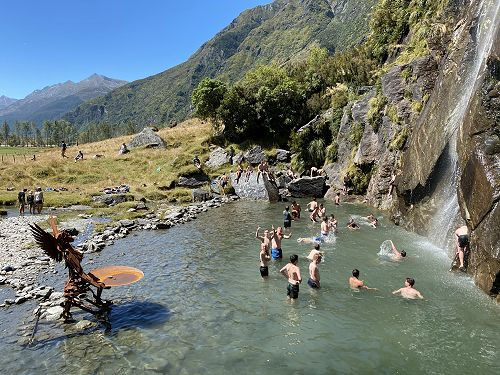 Year 9 Hostel - Mt Aspiring February 2021