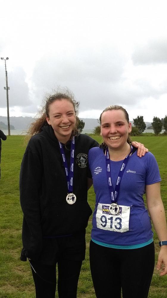 Annaliese Wheeler and Sarah McQueen - 10 September