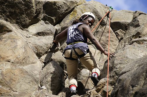 Climbing Trip