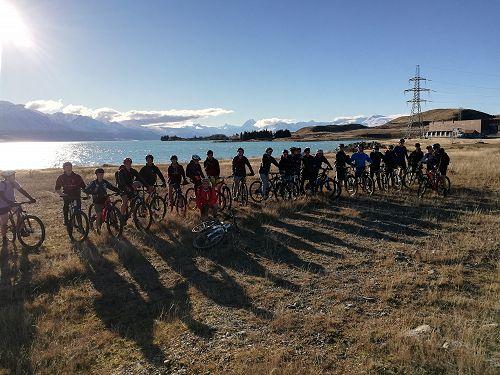 Alps to Ocean cycle tour