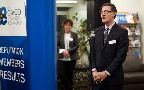Business After 5 University of Otago Business Scho