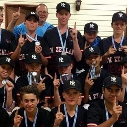 NZ U14 Softball winners