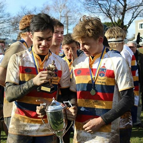 JMC Win the Otago Premier schools Rugby competition