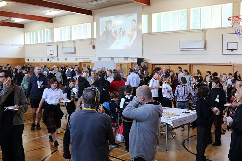 Y9 Student and Parent Afternoon Tea