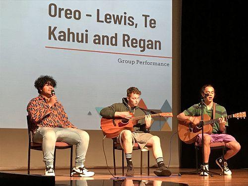 KGT2020 Lewis, Regan, Te Kahui