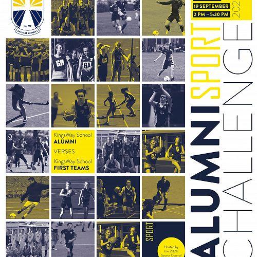 Alumni Sports Challenge - 2020