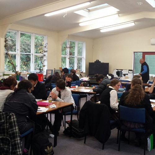 Maori and Pasific Islands Homework Club