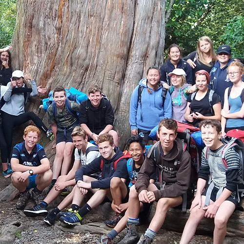 10G 'Fun in the Forest' day