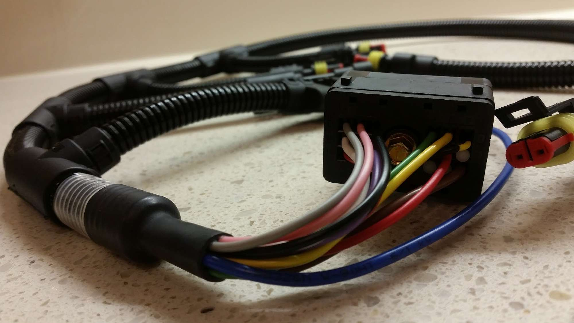 Marintec Wiring Harness Looms Homepage Lights New Zealand V 10