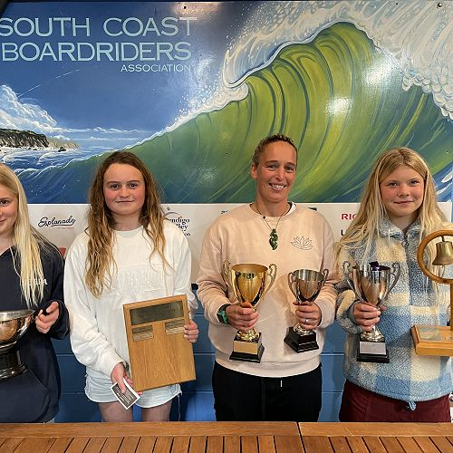 South Coast Boardriders Awards Evening