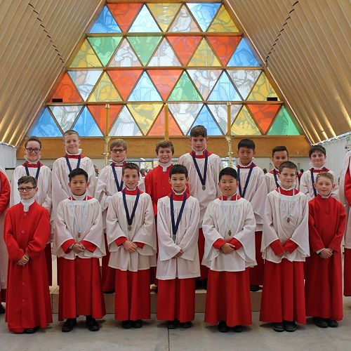 ChristChurch Cathedral Choristers 2018