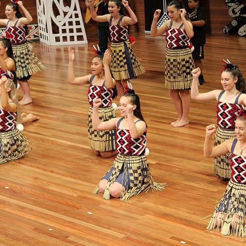 Tūhono Kapa Haka Festival