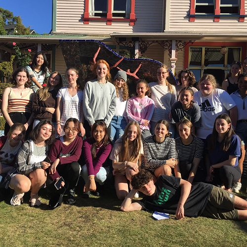 Immersion Camp in Akaroa