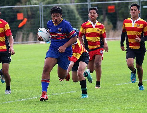 Canterbury Rugby League - Junior Secondary Schools - 9-A-Side