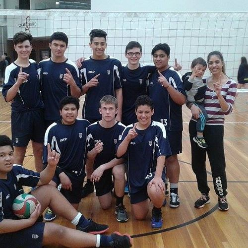 Otago Champions - OBHS Year 10 Volleyball Team