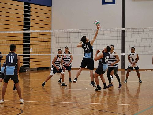 Secondary School Otago Regional Volleyball Tournam