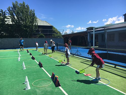 SNAG (Starting New At Golf) in the Junior School