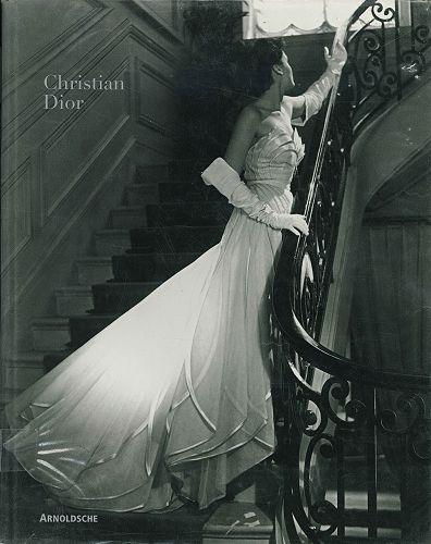 Christian Dior book cover