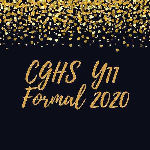 CGHS Year 11 Formal 2020