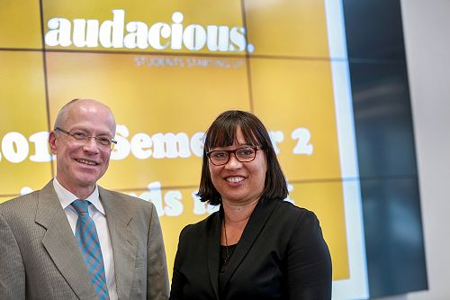 The Audacious Challenge Awards - 19 September 2017