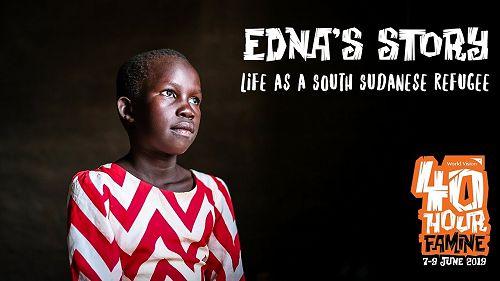 Video: Edna's Story   40 Hour Famine   2019