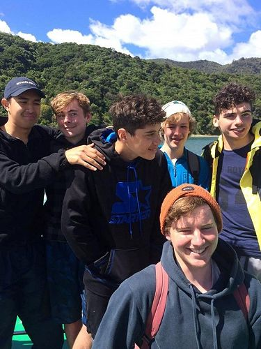 Outward Bound 2017