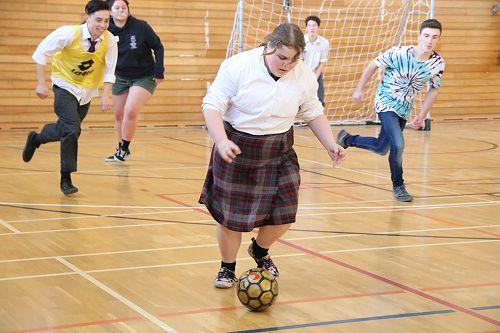 Interhouse Futsal Competition