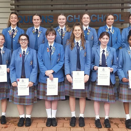 Year 13 Young Scholars