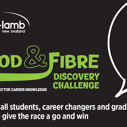 Beef & Lamb NZ - Food & Fibre Discovery Challenge