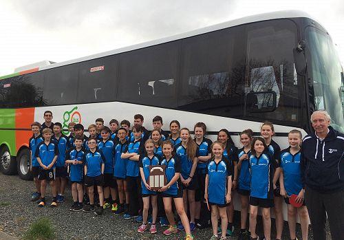 Otago Table Tennis Representatives