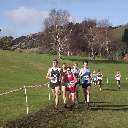 NZSS Cross Country