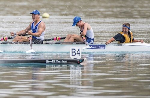 New Zealand Rowing Club Championships