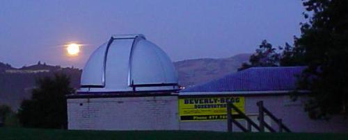 Beverly-Begg Observatory at Robin Hood Park