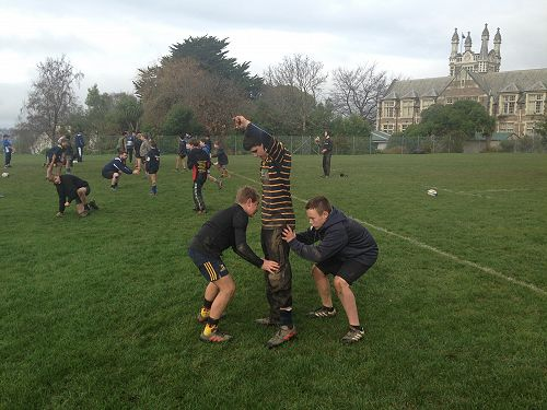 OBHS Rugby Club Open Day