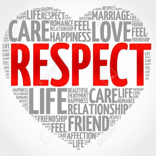School Values - Respect
