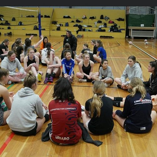 Volleyball Development Camp